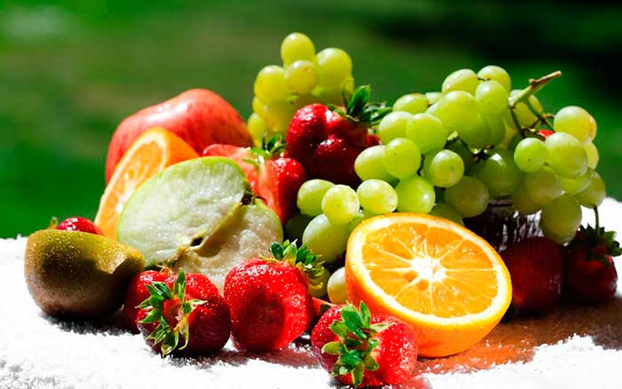 Маски из фруктов. Фруктовое наслаждение.