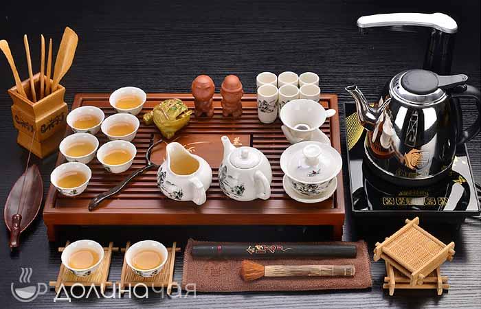 Чайные традиции в разных странах мира