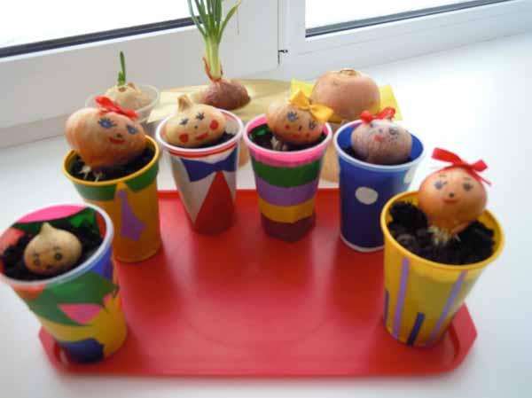 дневник наблюдений за огородом в детском саду образец - фото 6