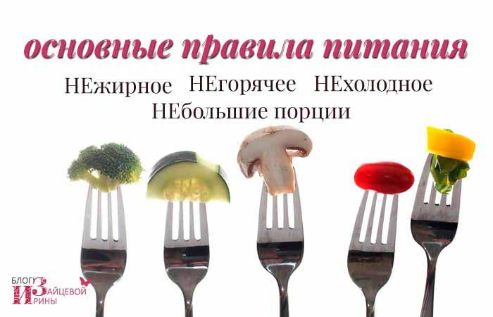 диета жедчном при камне пузыре в