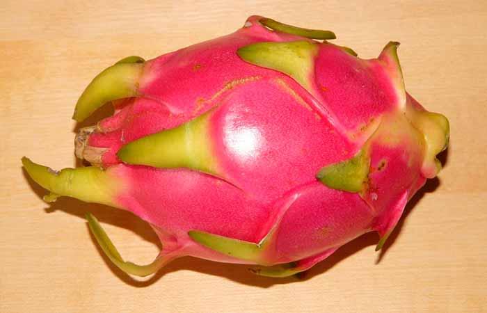 Драконий фрукт фото 1