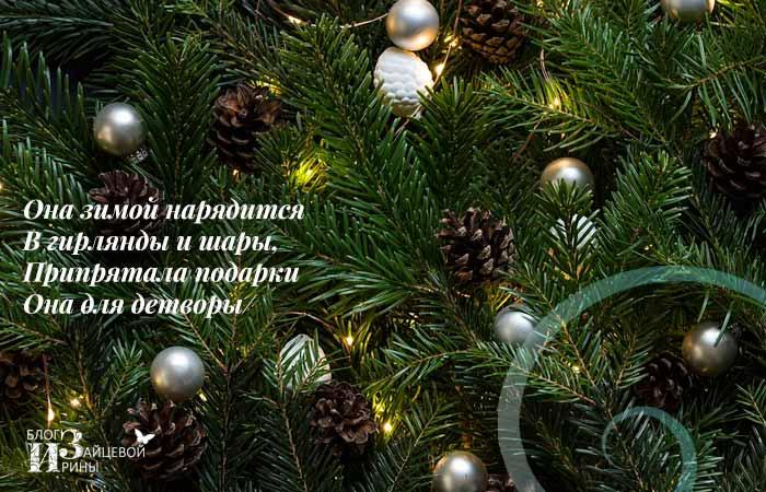 Загадки про новогоднюю ёлку