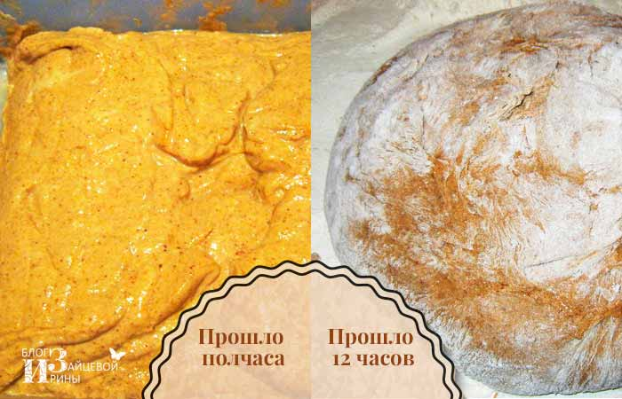 Как испечь хлеб в духовке пошаговый рецепт