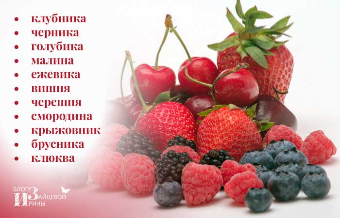 Как правильно заморозить ягоды на зиму, Блог Ирины Зайцевой