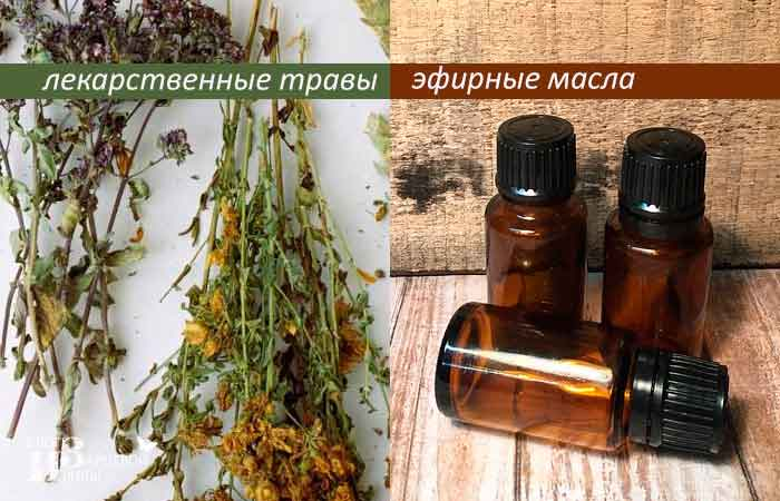 Как сделать ингаляцию с травами