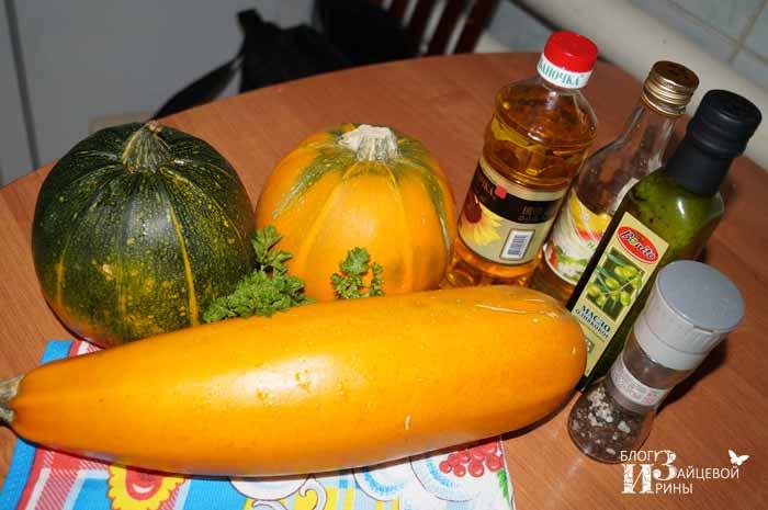 Салаты из сырых кабачков в диетическом и повседневном питании