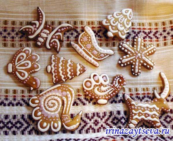 Козули. Необыкновенные архангельские новогодние пряники