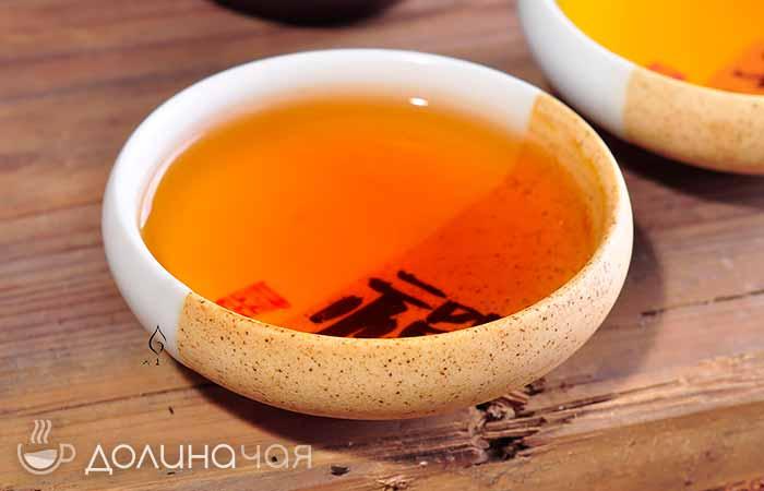 красный чай свойства