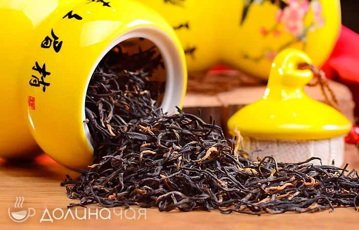 Красный чай фото 2