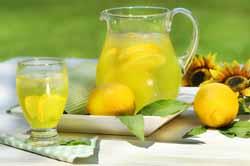 Домашний лимонад. Рецепты.
