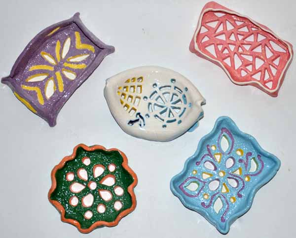 Изделия из глины своими руками для начинающих