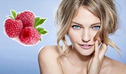 Малина – лучшее средство для здоровой кожи лица. Домашние маски из малины.