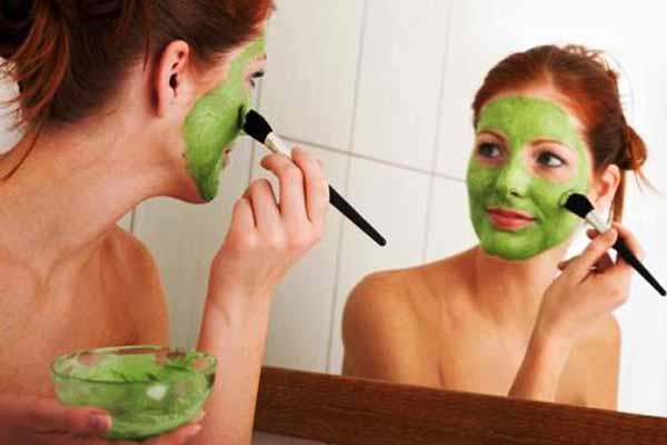 Укроп для кожи лица