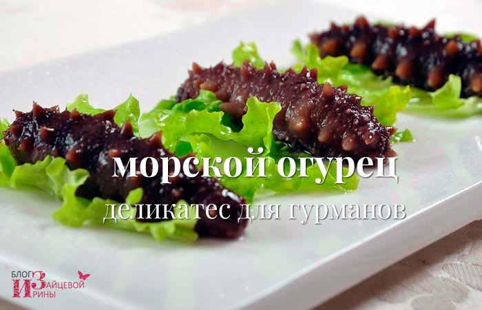 /morskoj-ogurec.html