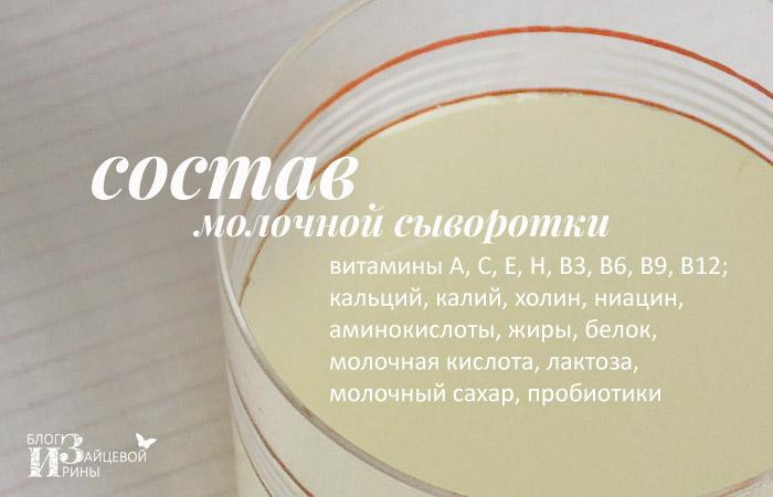 молочная сыворотка для лица в домашних условиях