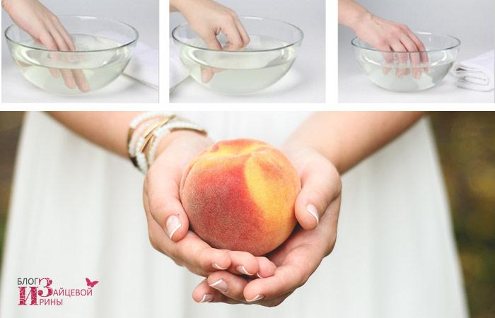 Как сделать ванночки для укрепления ногтей в домашних условиях