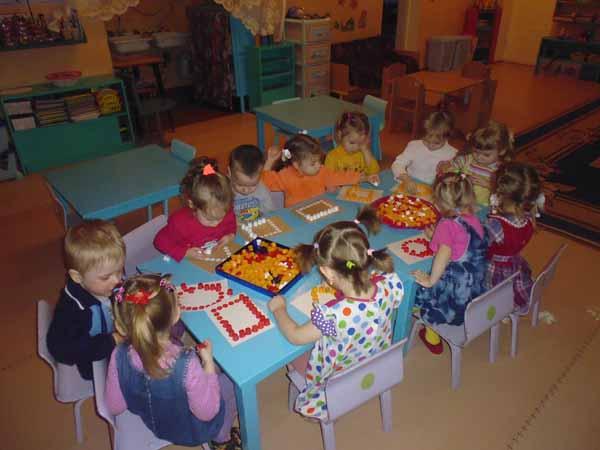 Развивающие игры для детей от 1,5 до 3 лет