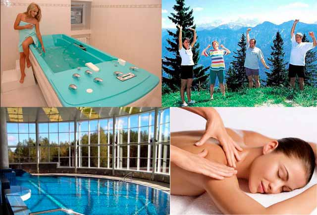 Лучшие санаторные курорты для женского здоровья