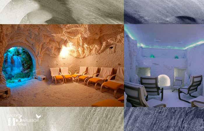 Соляная пещера. Фото 2