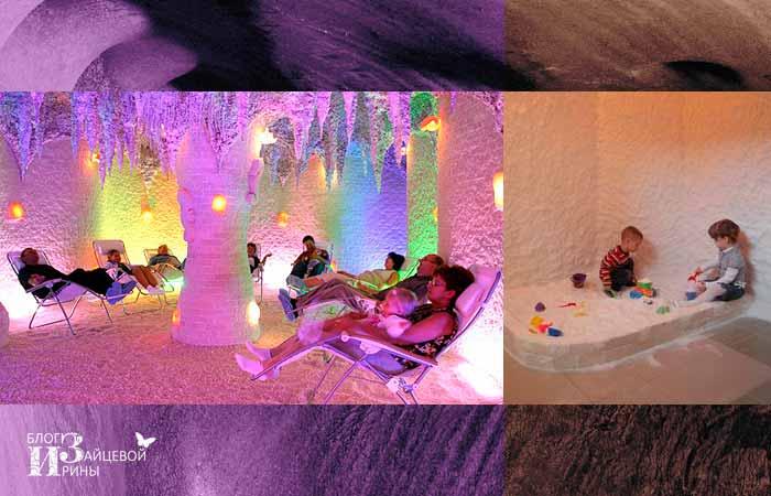 Соляная пещера. Фото 3