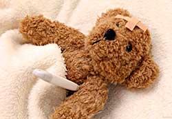 Как снизить температуру у взрослого и у ребенка в домашних условиях