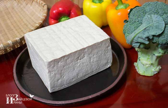 Сыр тофу фото 1