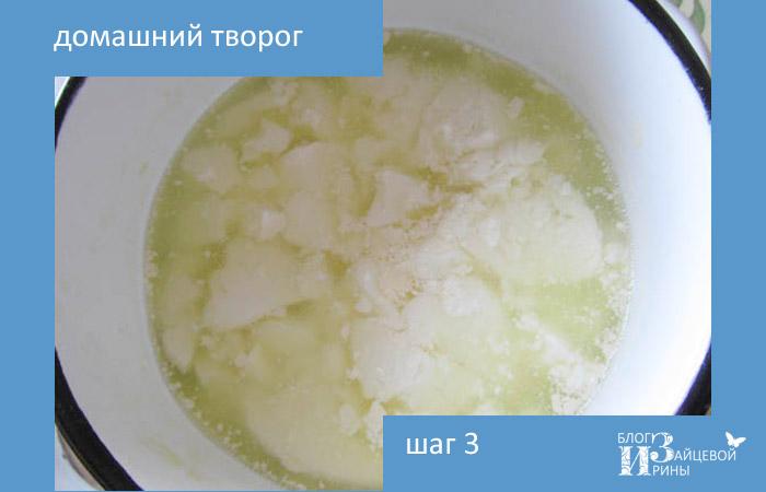 Как сделать обезжиренный домашний творог из молока 678