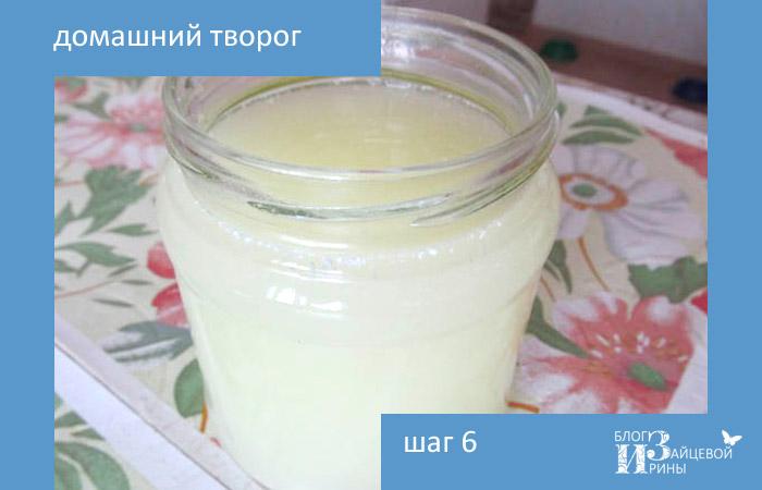 Домашнее кислое молоко рецепт пошагово в домашних условиях 40