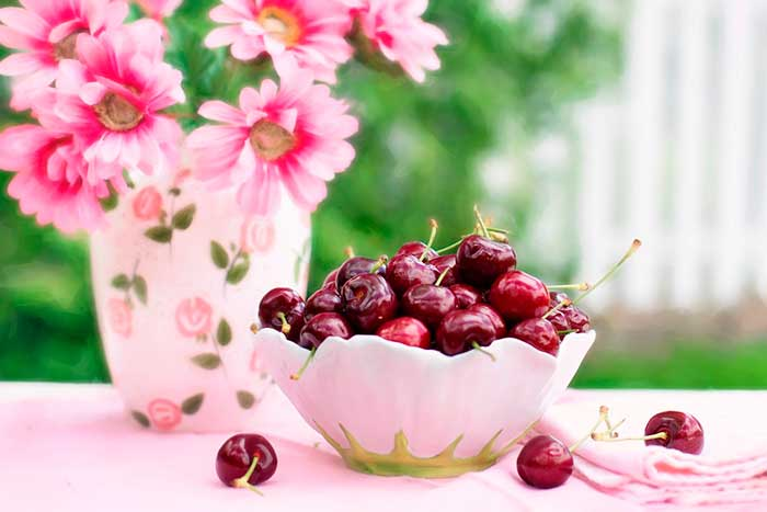Исцеляющая ягода вишня