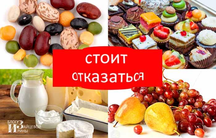 питание при вздутии живота