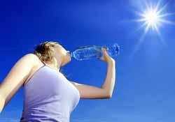 Лечение водой