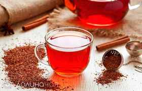 Южноафриканский чай ройбуш: уникальный напиток для отличного самочувствия