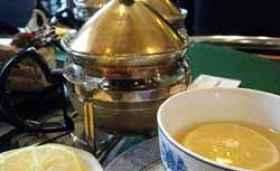 Зеленый чай с имбирем и лимоном для похудения 9
