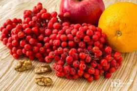 Варенье из красной рябины на зиму. Побалуем себя витаминчиками!
