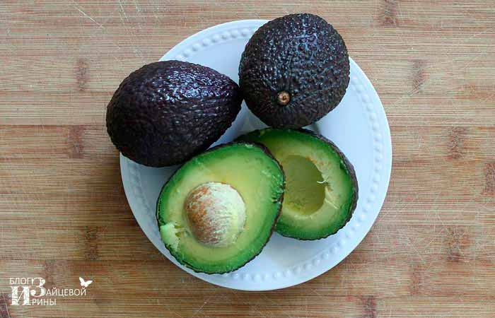 Авокадо фото 1
