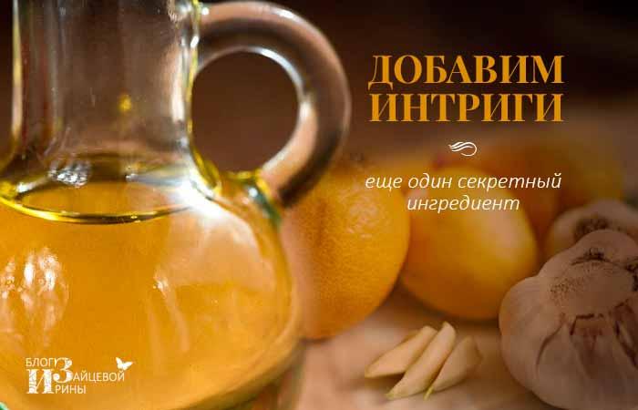 Чесночное масло: свойства и применение, польза и вред масла, рецепт приготовления