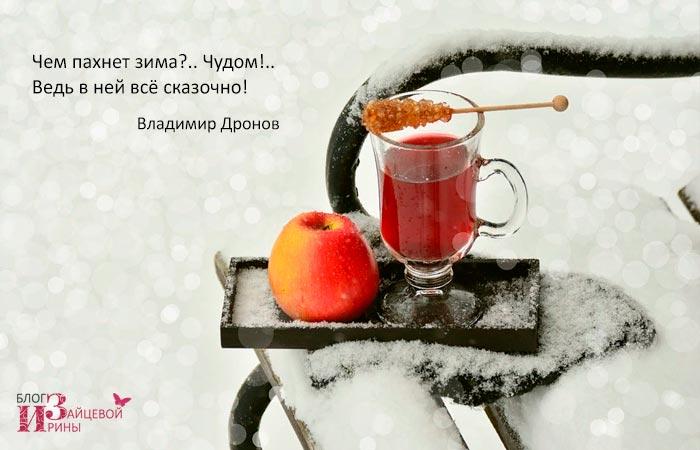зима, одолжи чистоты и отдохновенья