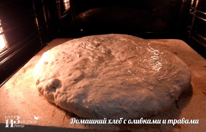 Вкусный домашний хлеб 7