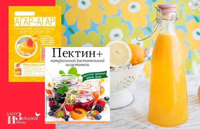 мармелад домашний рецепт с фото