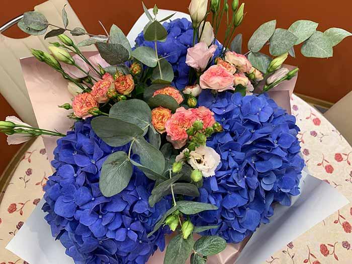 Романтика в День Рождения!