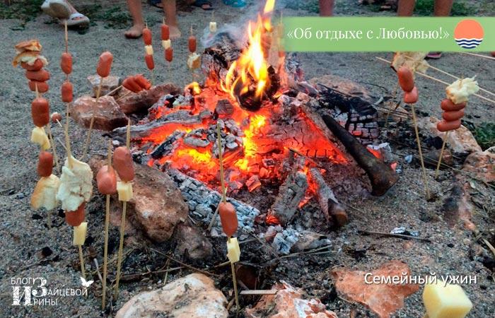 отдых в семейном лагере 10