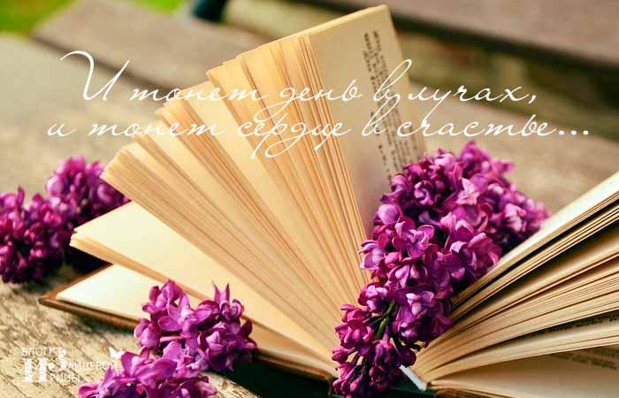 стихи о счастье русских поэтов