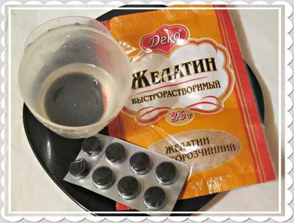 Маска от черных точек в домашних условиях рецепт 580