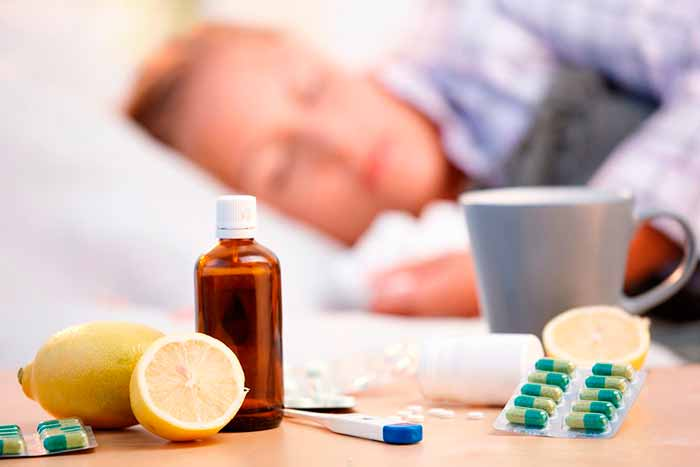 Лечение гриппа и орви в домашних условиях у взрослых