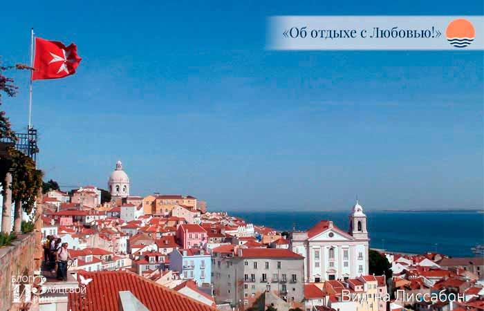 Мыс Рока в Португалии 3
