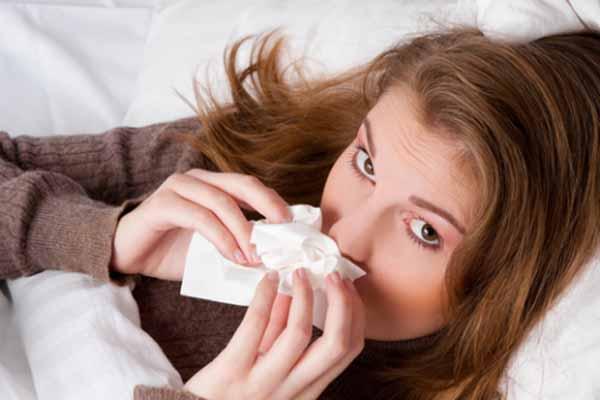 Аллергический насморк что делать