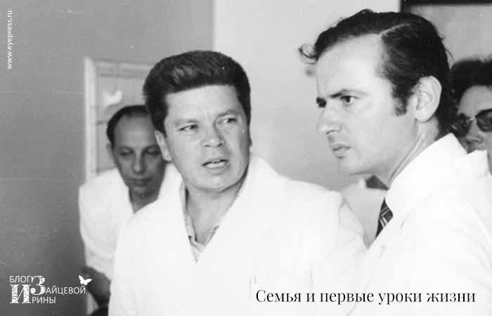 Святослав Федоров фото 1
