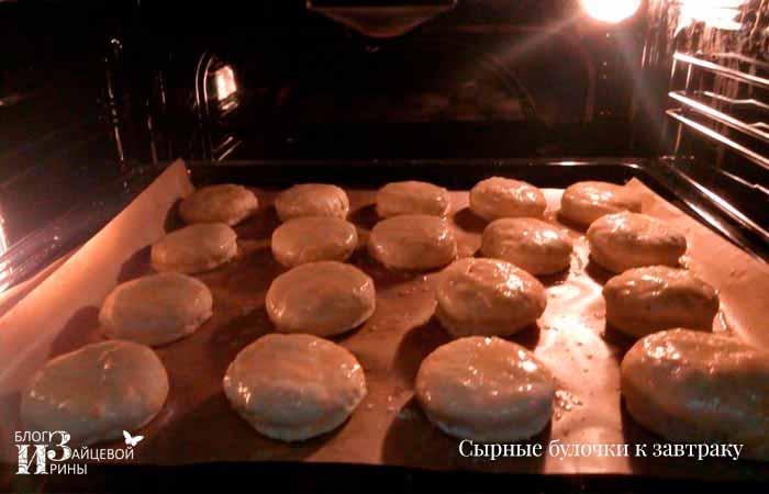 Сырные булочки фото 15