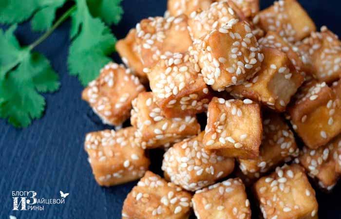 Сыр тофу фото 2