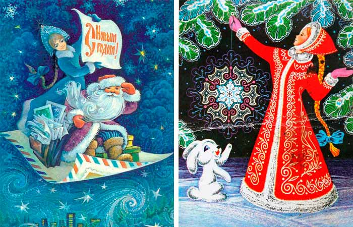Загадки про Снегурочку для дошкольников